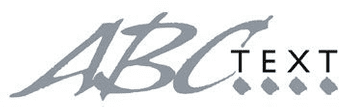 Ab ABC Text -logo